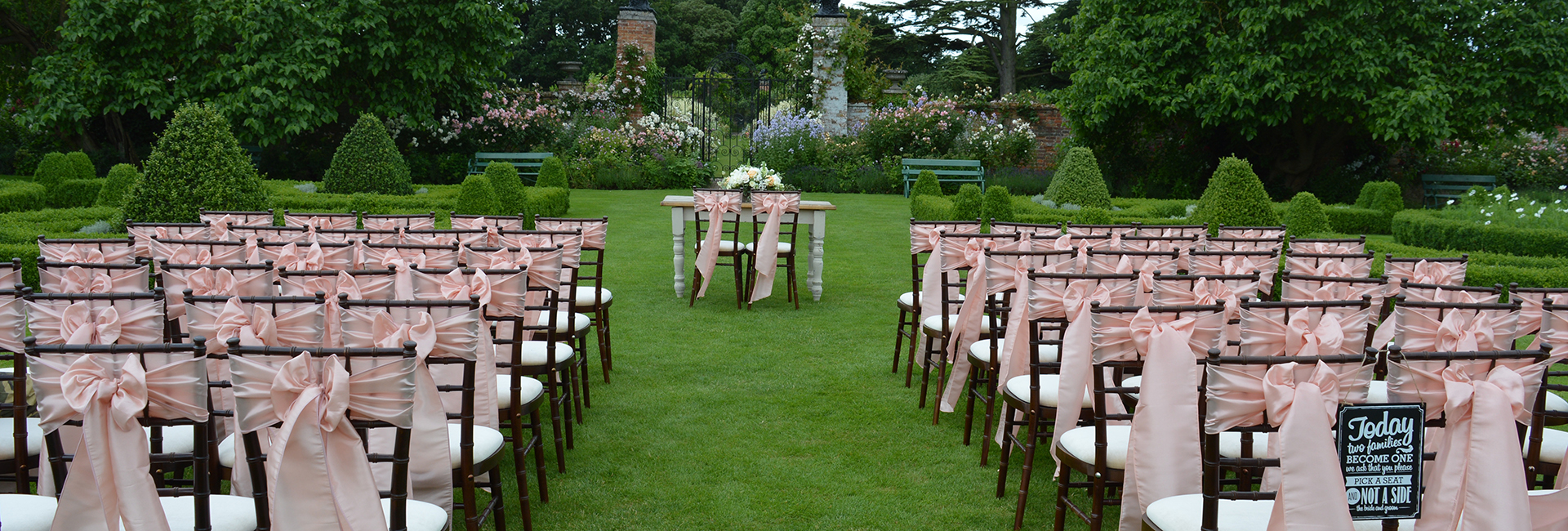 mahogany chiavariy chairs at hintlesham hall suffolk