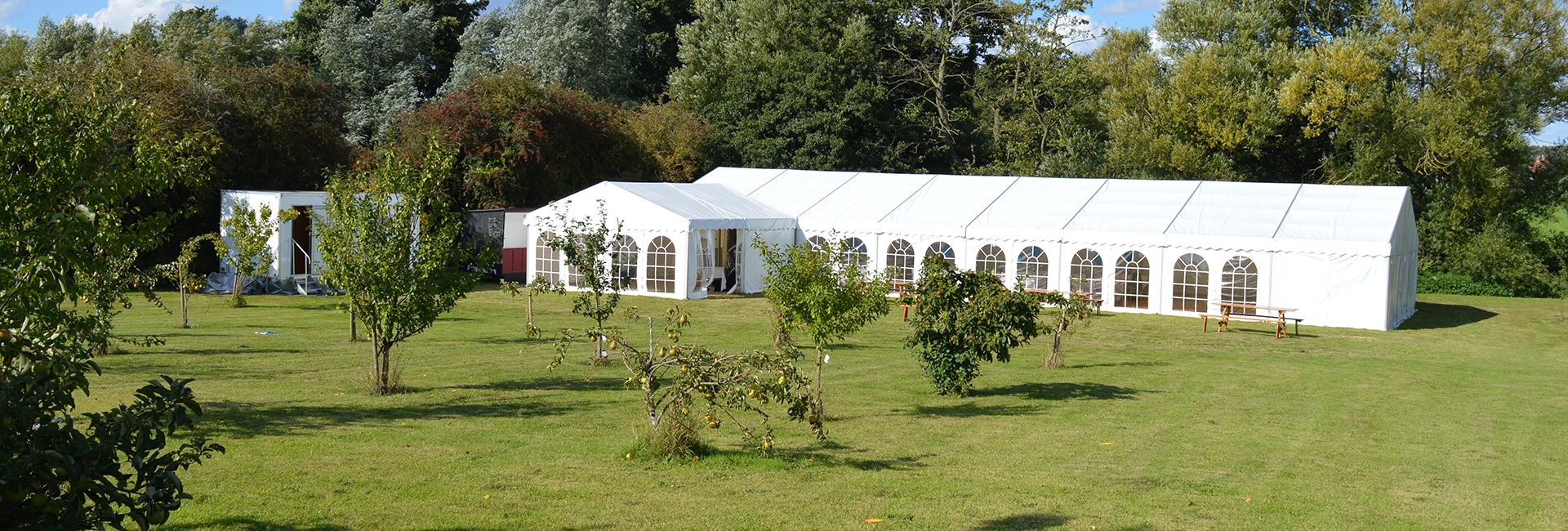 marquee party in suffolk