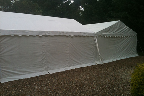 party tents in ipswich suffolk