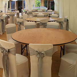 5ft banqueting table suffolk