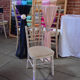 childs chiavari chair