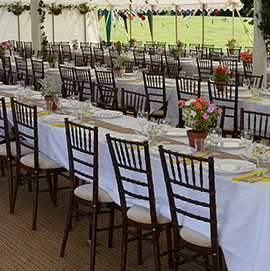 Mahogany chiavari chairs for hire suffolk and essex