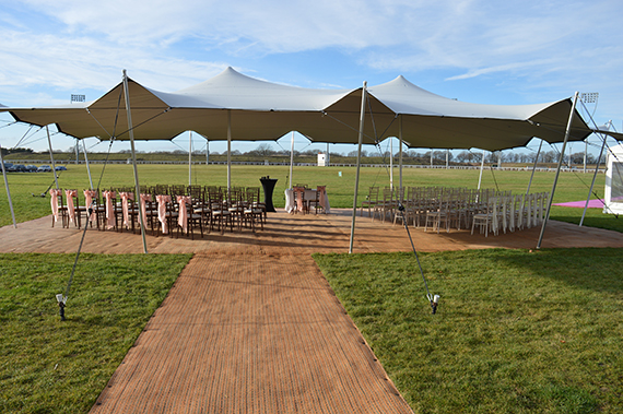 stretch tent wedding chelmsord essex