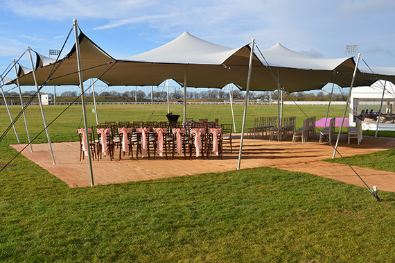 stretch tent wedding ceremony chelmsford essex