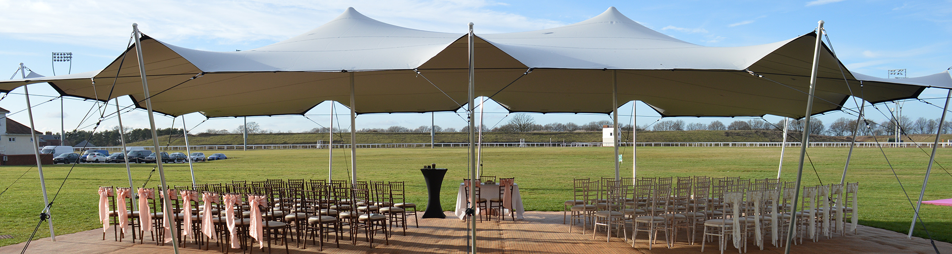 Stretch tent chelmsford