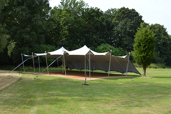 Stretch tent colchester essex