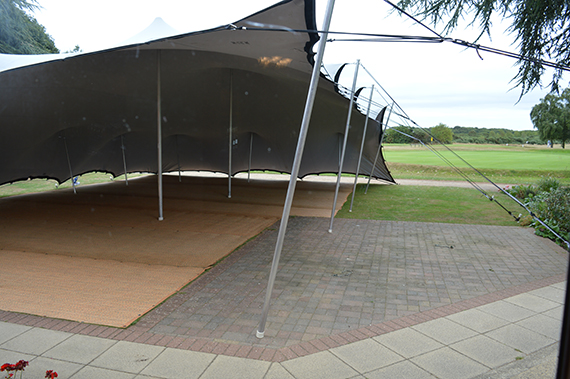 stretch tent wedding ipswich suffolk