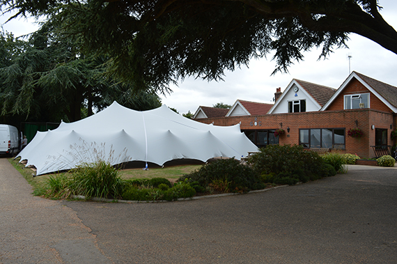 Stretch tent ipswich suffolk