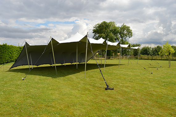 stretch tent dunmow essex